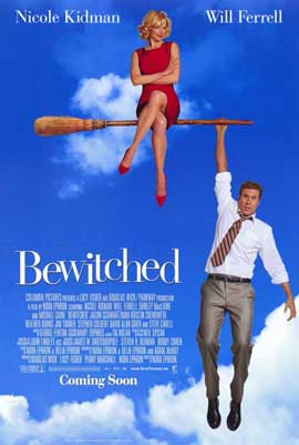 Bewitched - 11 x 17 Movie Poster - Style B