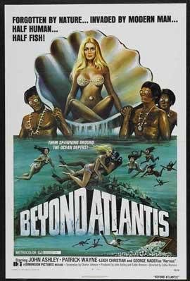 Beyond Atlantis - 27 x 40 Movie Poster - Style A