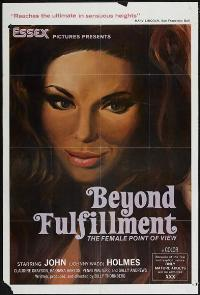 Beyond Fulfillment - 27 x 40 Movie Poster - Style A