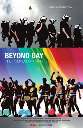 Beyond Gay: The Politics of Pride - 11 x 17 Movie Poster - Style A