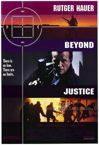 Beyond Justice - 11 x 17 Movie Poster - Style A