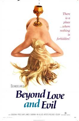 Beyond Love and Evil - 27 x 40 Movie Poster - Style A