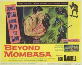 Beyond Mombasa - 11 x 14 Movie Poster - Style A