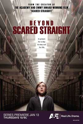 Beyond Scared Straight (TV) - 11 x 17 TV Poster - Style A