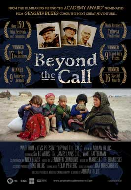 Beyond the Call - 11 x 17 Movie Poster - Style A
