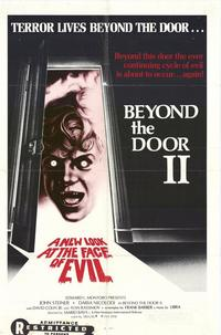 Beyond the Door 2 - 43 x 62 Movie Poster - Bus Shelter Style A