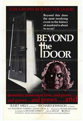 Beyond the Door - 27 x 40 Movie Poster - Style A