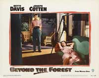 Beyond the Forest - 11 x 14 Movie Poster - Style G