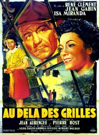 Beyond the Gates - 11 x 17 Movie Poster - French Style A