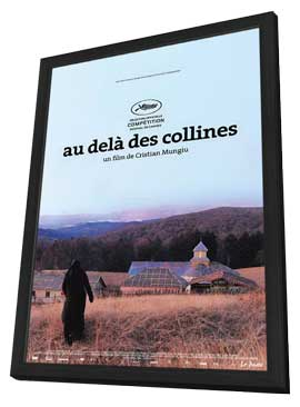 Beyond the Hills - 27 x 40 Movie Poster - French Style A - in Deluxe Wood Frame