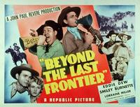 Beyond the Last Frontier - 11 x 14 Movie Poster - Style A