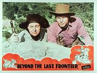 Beyond the Last Frontier - 11 x 14 Movie Poster - Style B