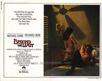 Beyond the Limit - 22 x 28 Movie Poster - Half Sheet Style A