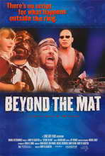 Beyond the Mat - 27 x 40 Movie Poster - Style A