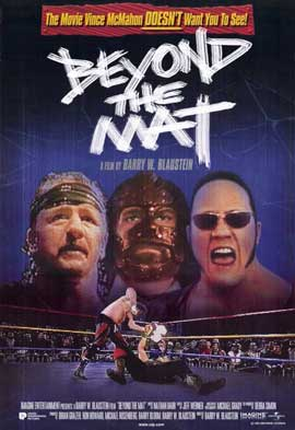 Beyond the Mat - 11 x 17 Movie Poster - Style A