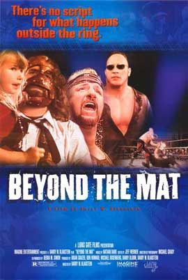 Beyond the Mat - 11 x 17 Movie Poster - Style B