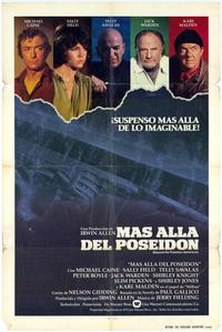 Beyond the Poseidon Adventure - 11 x 17 Movie Poster - Spanish Style A