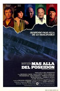Beyond the Poseidon Adventure - 27 x 40 Movie Poster - Spanish Style A
