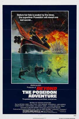 Beyond the Poseidon Adventure - 11 x 17 Movie Poster - Style A