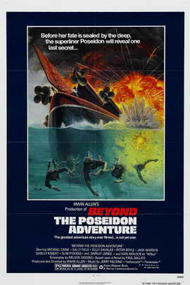 Beyond the Poseidon Adventure - 27 x 40 Movie Poster - Style A