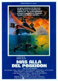 Beyond the Poseidon Adventure - 11 x 17 Movie Poster - Spanish Style B