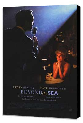 Beyond the Sea - 27 x 40 Movie Poster - Style A - Museum Wrapped Canvas