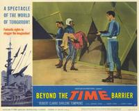 Beyond the Time Barrier - 11 x 14 Movie Poster - Style D