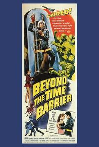 Beyond the Time Barrier - 27 x 40 Movie Poster - Style A