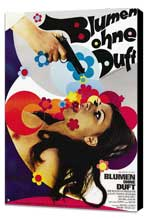 Beyond the Valley of the Dolls - 27 x 40 Movie Poster - German Style A - Museum Wrapped Canvas