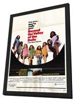Beyond the Valley of the Dolls - 11 x 17 Movie Poster - Style A - in Deluxe Wood Frame