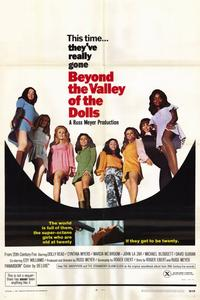 Beyond the Valley of the Dolls - 11 x 17 Movie Poster - Style A