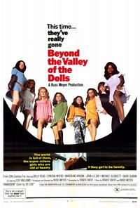 Beyond the Valley of the Dolls - 27 x 40 Movie Poster - Style A