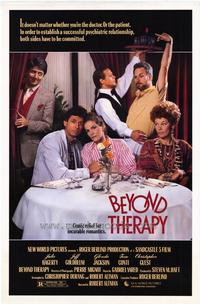 Beyond Therapy - 27 x 40 Movie Poster - Style A