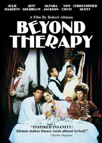 Beyond Therapy - 11 x 17 Movie Poster - Style B