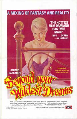 Beyond Your Wildest Dreams - 11 x 17 Movie Poster - Style A