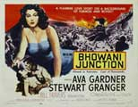 Bhowani Junction - 22 x 28 Movie Poster - Half Sheet Style A