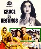Bhowani Junction - 27 x 40 Movie Poster - Spanish Style A