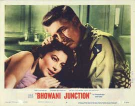 Bhowani Junction - 11 x 14 Movie Poster - Style F