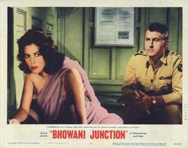 Bhowani Junction - 11 x 14 Movie Poster - Style G
