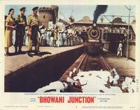 Bhowani Junction - 11 x 14 Movie Poster - Style H