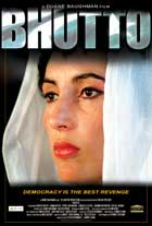 Bhutto - 43 x 62 Movie Poster - Bus Shelter Style A