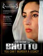 Bhutto - 27 x 40 Movie Poster - Style B