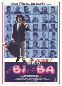 IL Bi e il Ba - 11 x 17 Movie Poster - Italian Style A