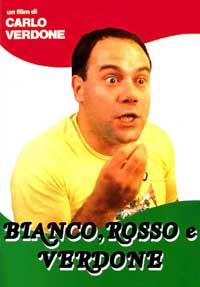 Bianco, rosso e Verdone - 11 x 17 Movie Poster - Italian Style A