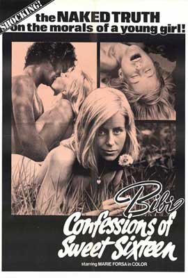Bibi Confession of a Sweet 16 - 27 x 40 Movie Poster - Style A