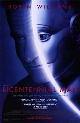 Bicentennial Man - 11 x 17 Movie Poster - Style A