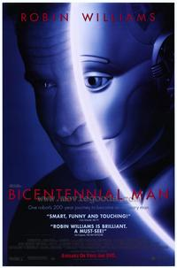 Bicentennial Man - 43 x 62 Movie Poster - Bus Shelter Style A