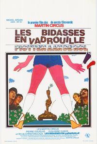 Bidasses en vadrouille, Les - 27 x 40 Movie Poster - Belgian Style A
