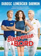 Bienvenue a Bord - 11 x 17 Movie Poster - French Style B
