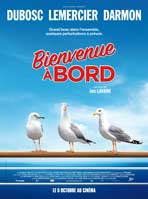 Bienvenue a Bord - 43 x 62 Movie Poster - French Style B